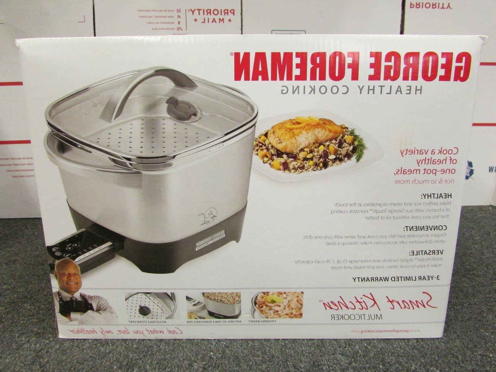 healthy cooking smart kitchen multi cooker new