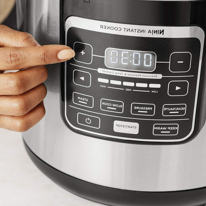 Ninja PC101 1000w 6-Quart Pressure Multi -NEW