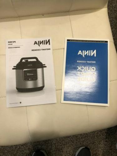 NEW 6-Qt Multi Cooker with Rack