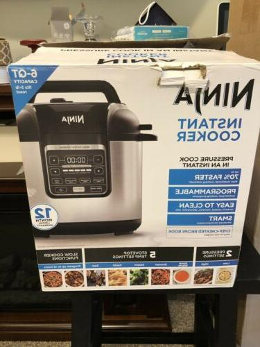 new 6 qt instant multi cooker