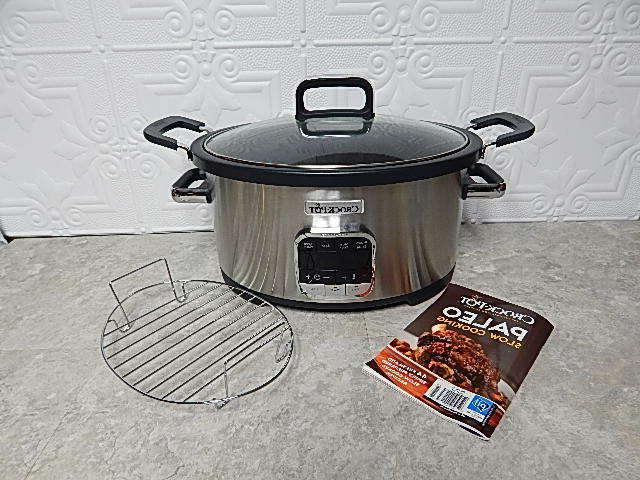 new crockpot 3 in 1 multi cooker