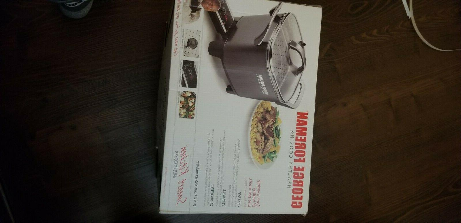 rc0010b 30 cup smart kitchen multicooker