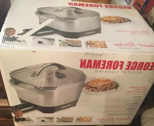smart kitchen multicooker rc0995p nee in box