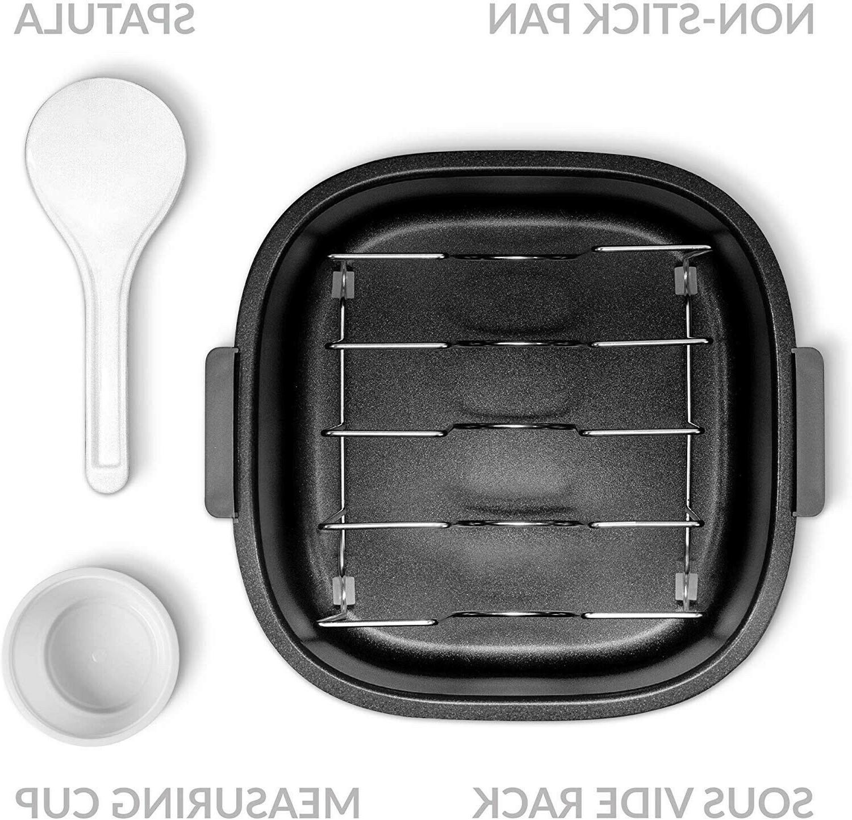 Sous Vide Programmable Precision Cooker one Muilti 6 qt
