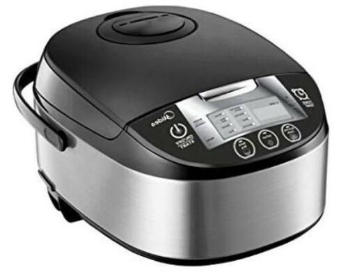 stainless steel digital programmable pressure rice