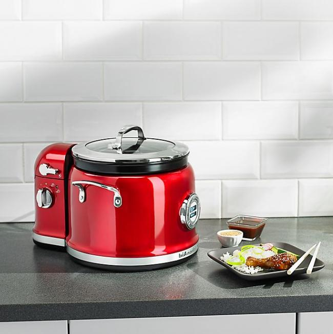 KitchenAid Multi-Cooker Red