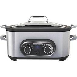 Black & Decker® MC1100S Multi Slow Cook & Sear