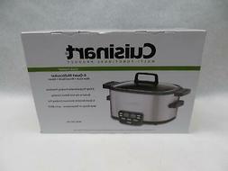 Cuisinart MSC-600 3-In-1 Cook Central 6-Quart Multi-Cooker