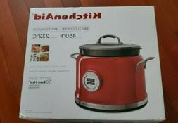 KitchenAid Multi-Cooker KMC4241CA 4-Qt All-in-One Cooking Sy