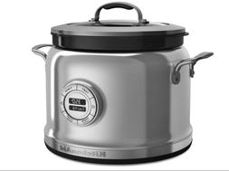 🔥KitchenAid MultiCooker Pot 4-Qt All-in One 10 Cooking Sy