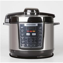 REDMOND Multicooker RMC-M110A - 5 Ltr Capacity with LED Disp