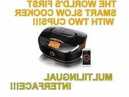 Multicooker REDMOND SkyCooker RMC-CBD100S two bowls control