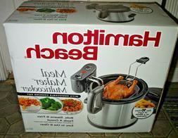 New Hamilton Beach 35135 Meal Maker Multicooker