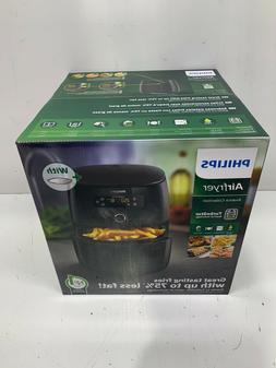 Philips Avance Digital TurboStar Multi-Cooker Airfryer Blac