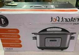 NEW Instant Pot 6 Qt Aura Multi-Use Programmable Multicooker