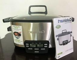 New Cuisinart MSC-600 Cook Central 3-in-1 6QT Multicooker
