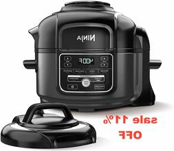Ninja OP101 Foodi 7-in-1 Pressure, Slow Cooker, Air Fryer an