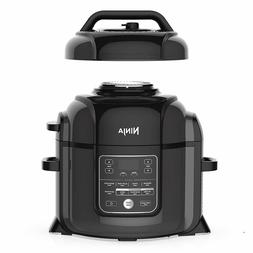 Ninja OP401 Foodi 8-Quart Pressure, Steamer, Air Fryer All-i