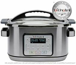 OPEN BOX Instant Pot Aura Pro 11-in-1 Multicooker Slow Cooke