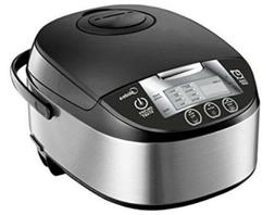 Midea Stainless Steel Digital Programmable Pressure Rice & M