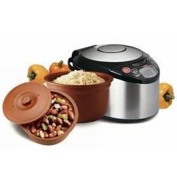 VitaClay VM7900 Smart Organic Instant Clay Pot Multi-Cooker